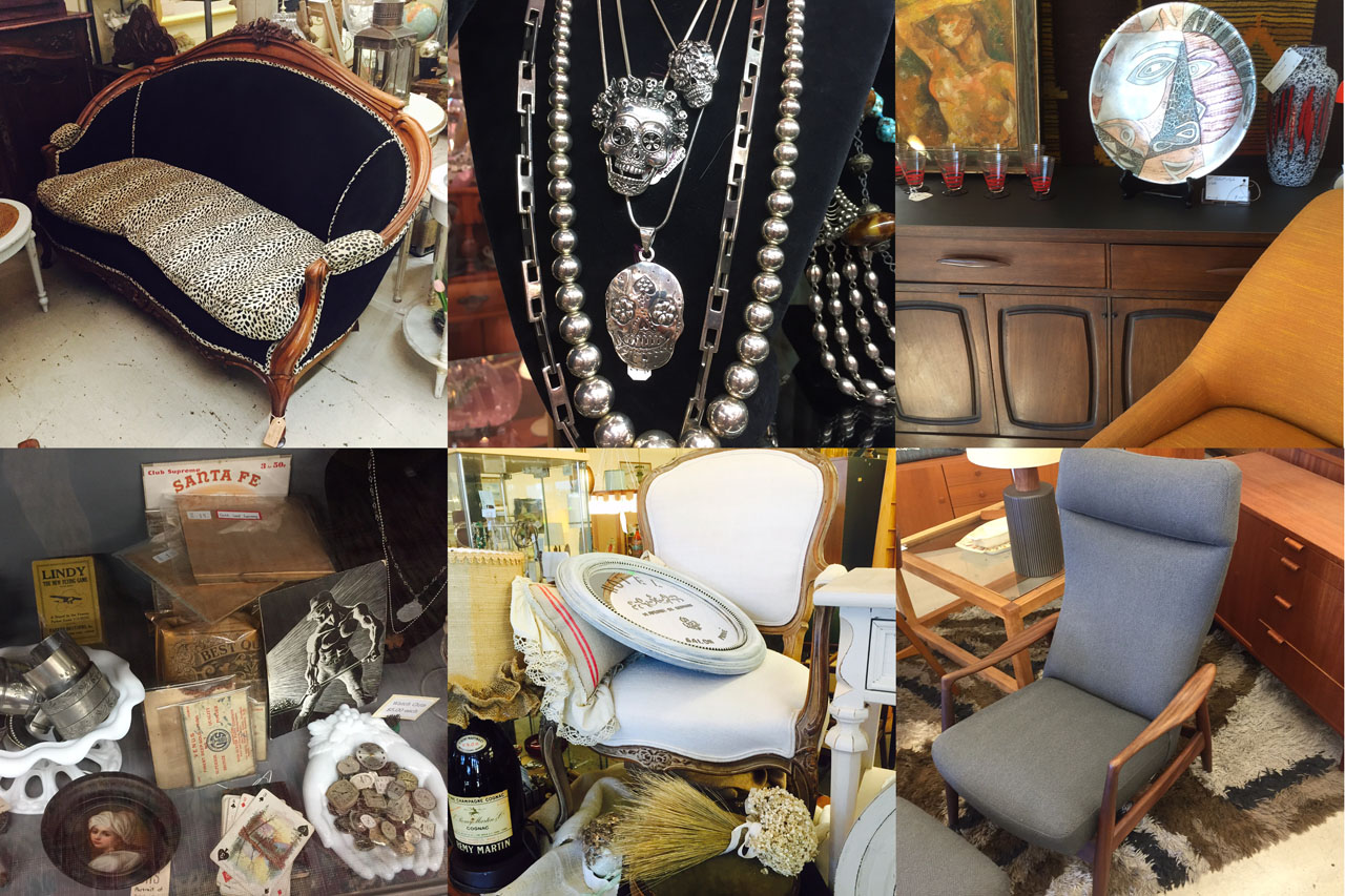 Antiques Colony Is The Best Antique Mall Near San Francisco - Vintage furniture san francisco