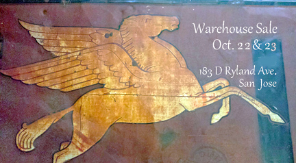Warehouse SALE-Oct. 22&23rd