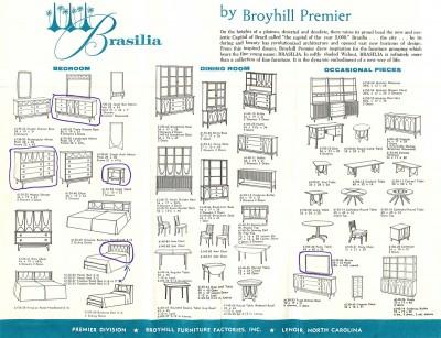 Broyhill-Brasilia
